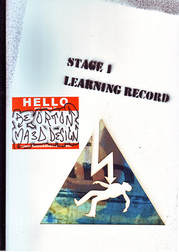 Stage 1 Learning Record